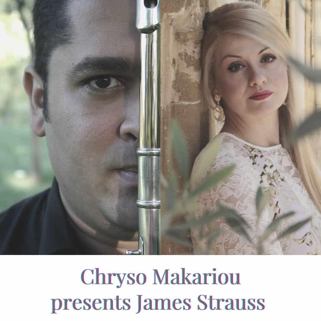 Meet the Brazilian flutist James Strauss